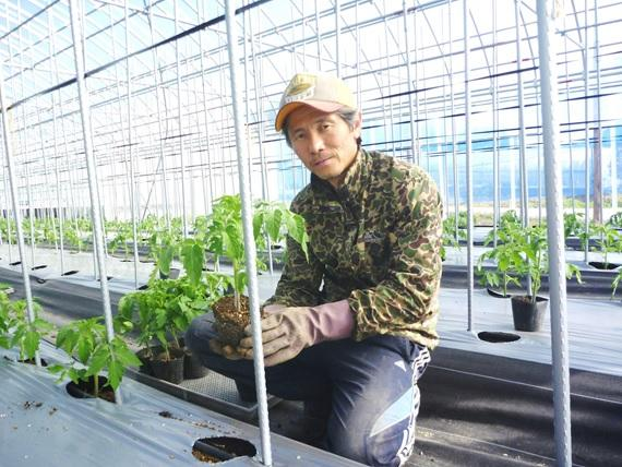 【岡山県】移住セミナーレポート ~ トマトに魅せられて ~