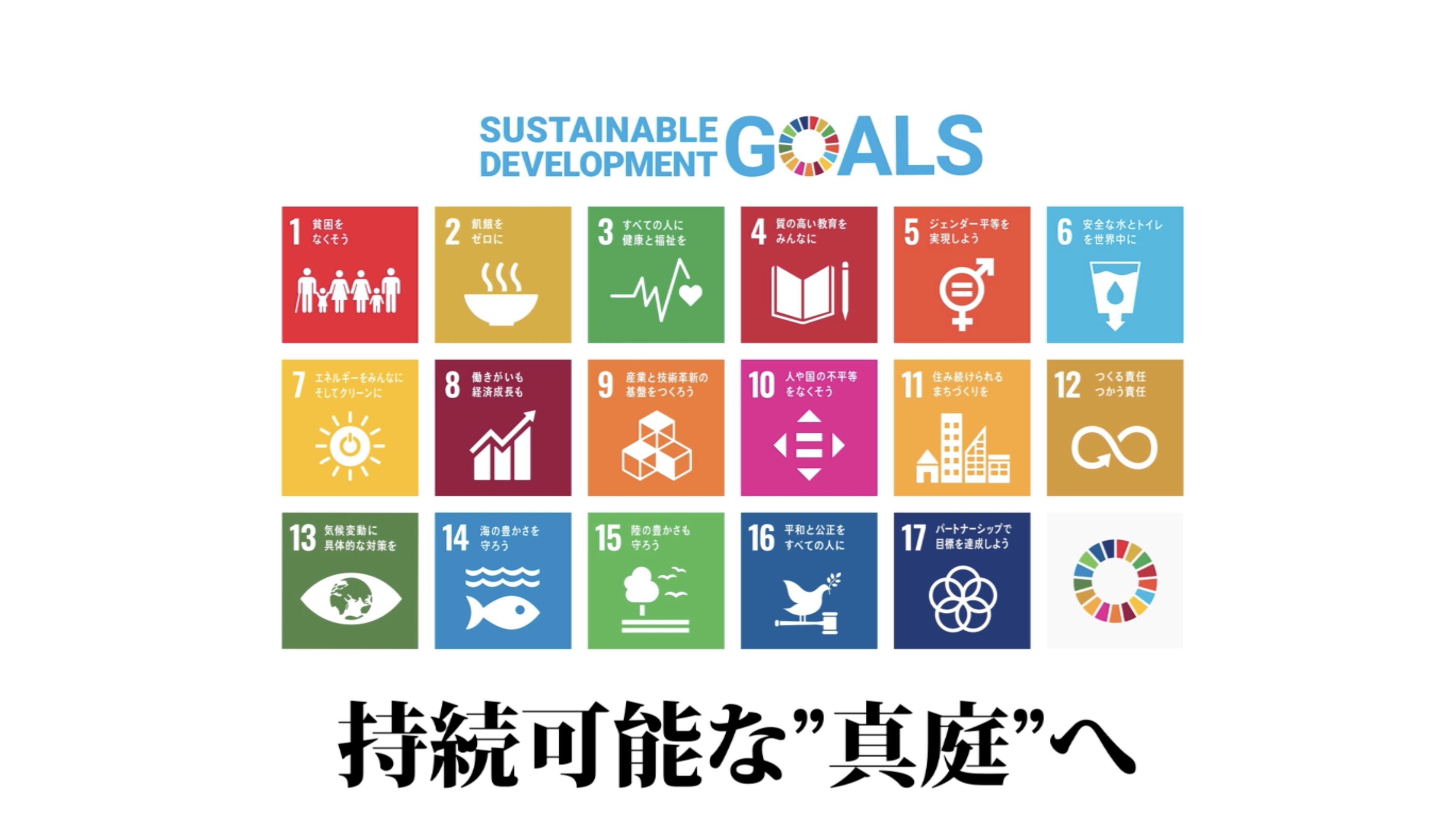 【真庭市のSDGsが丸わかり!?】真庭市SDGsホームページ