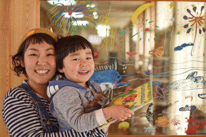 【真庭びと①〜木藤千春さん〜】移住は、ライフスタイルを見なおすきっかけ。 暮らしと子育てをどう考えていく?